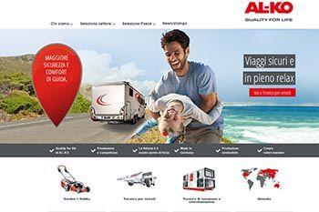 Nuovo sito AL-KO