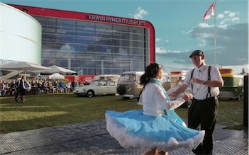 Summertime, l'evento all' Erwin Hymer Museo