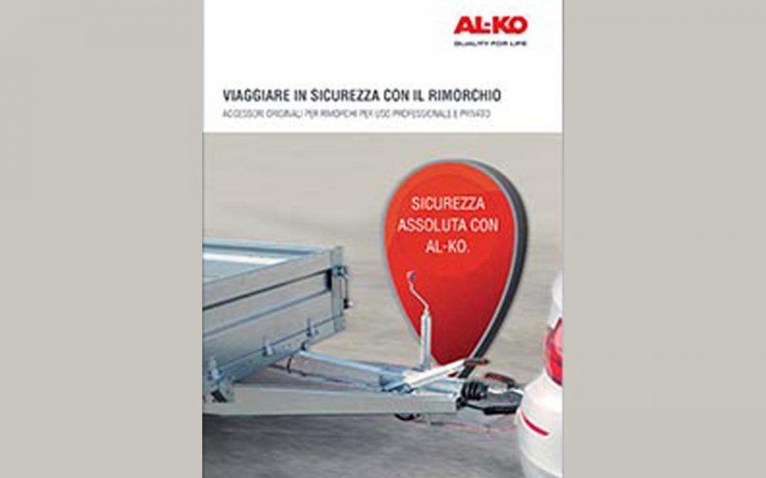 Catalogo ricambi e accessori per rimorchi di AL-KO