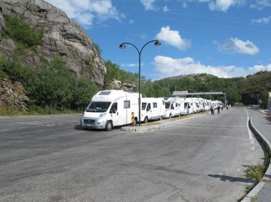 Turismo, la ripresa in camper