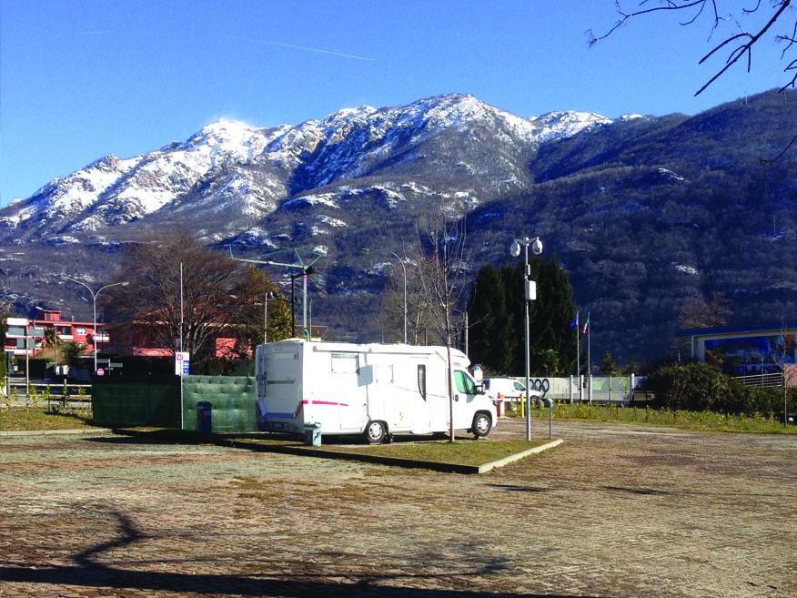 Area Camper Lago d'Orta – Omegna