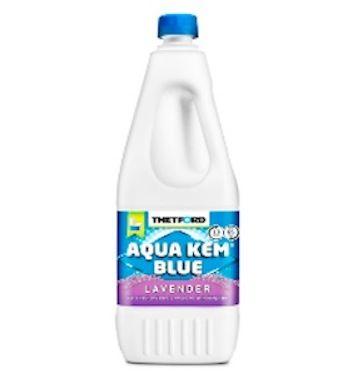 Thetford presenta Aqua Kem Blue Lavander