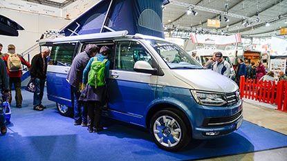 Record di produzione per il Volkswagen California
