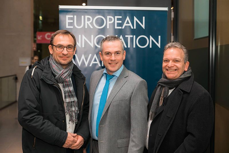 Doppia vittoria per Hobby all'European Innovation Award 2017