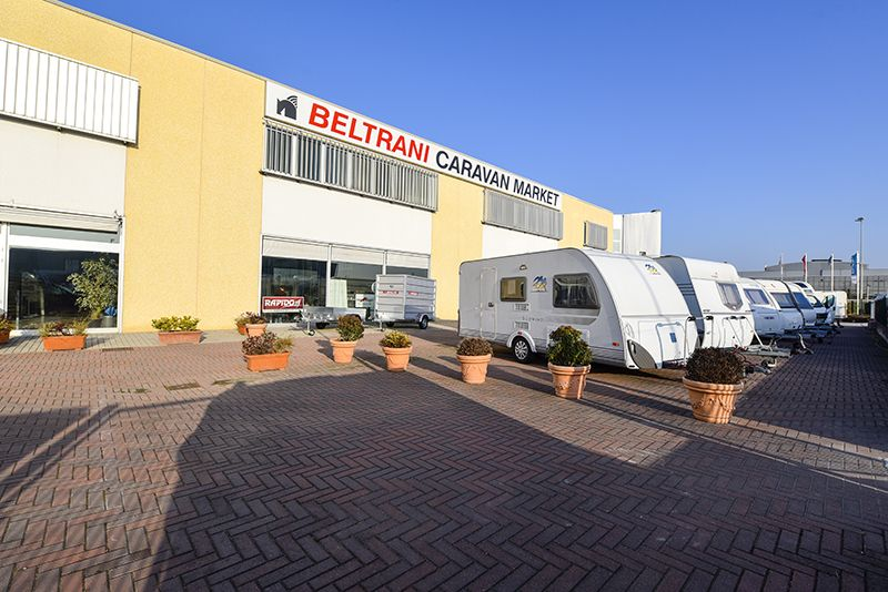 Inaugurazione da Beltrani Caravan Market