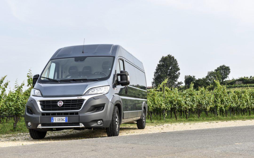 Fiat Ducato, per la prima volta nella top 10 in Germania