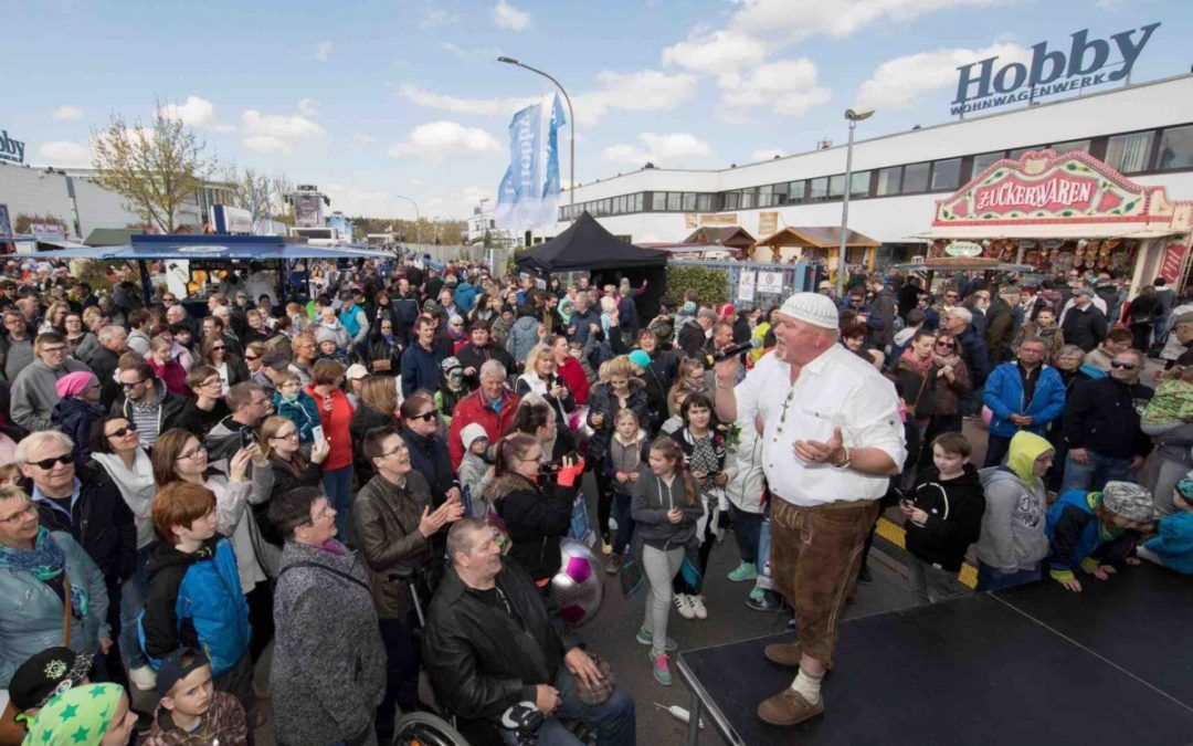 Hobby Caravan festeggia 50 anni