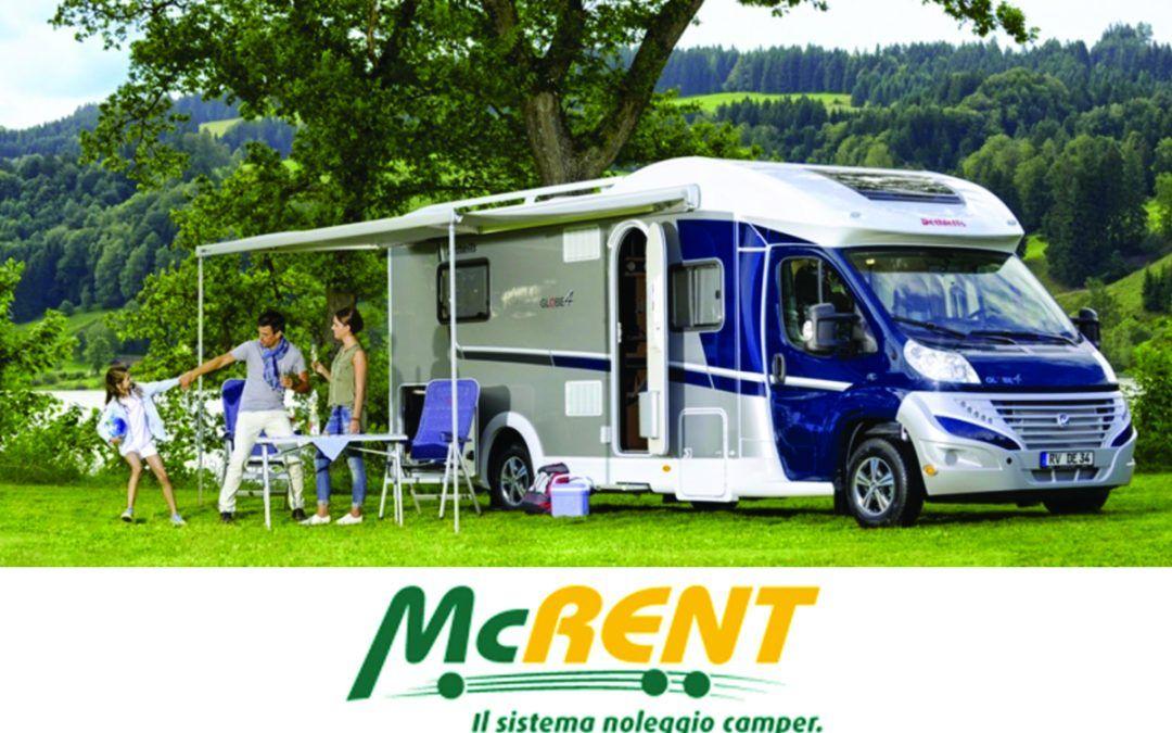 McRent: noleggio camper anche a Cagliari e Catania