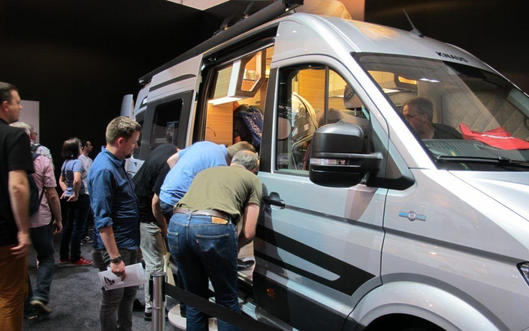 Grande interesse nel primo fine settimana del Caravan Salon