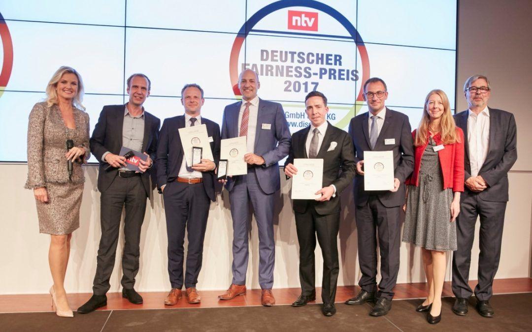 Weinsberg vince il premio Fairness 2017