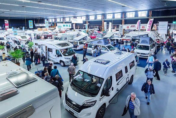 50 anni di Suisse Caravan Salon