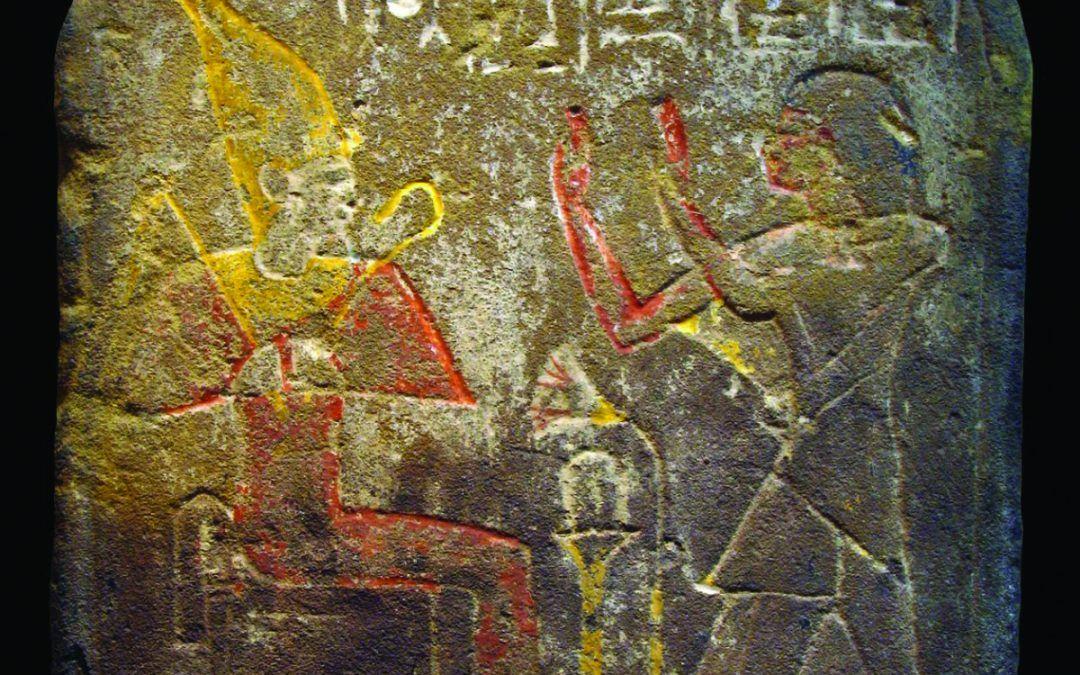 Gli Egizi nel nord-est