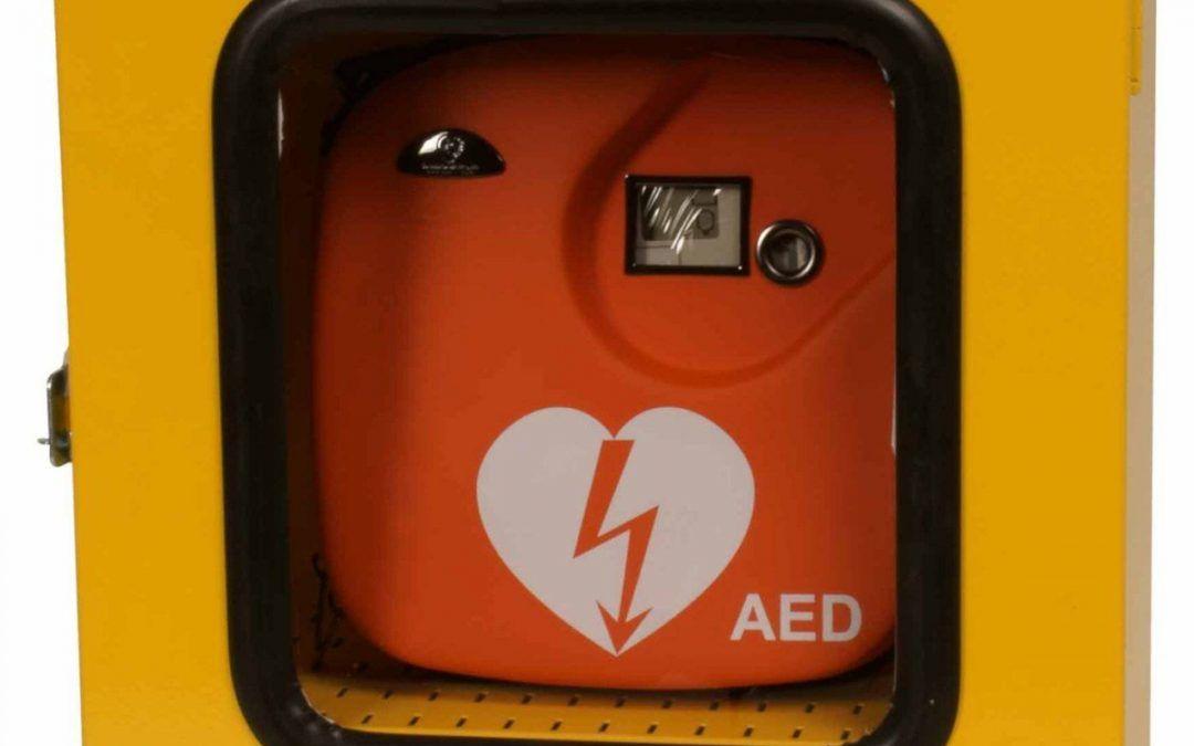 Defibrillatori nelle aree di sosta