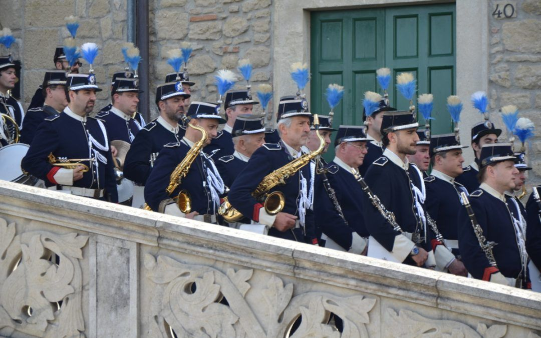 Anniversario dell'Arengo e Festa delle Milizie