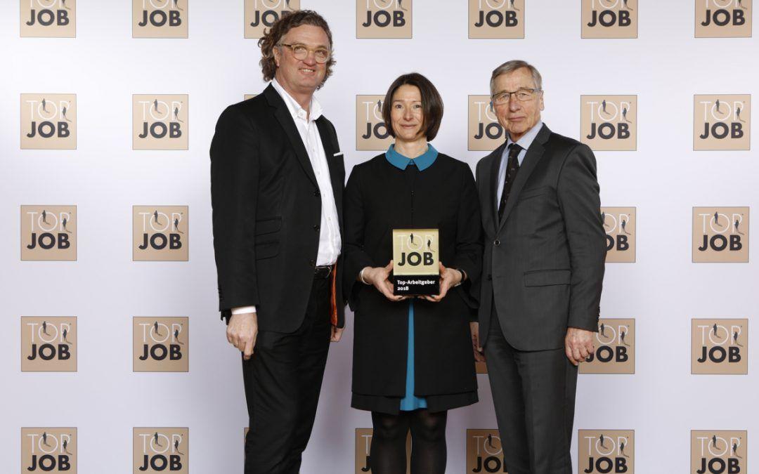 A Truma il marchio di qualita Top Job 2018