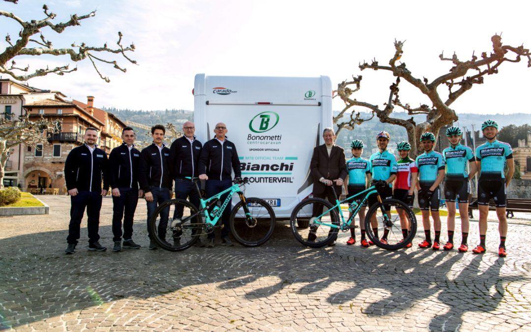 Bonometti ancora sponsor di Bianchi