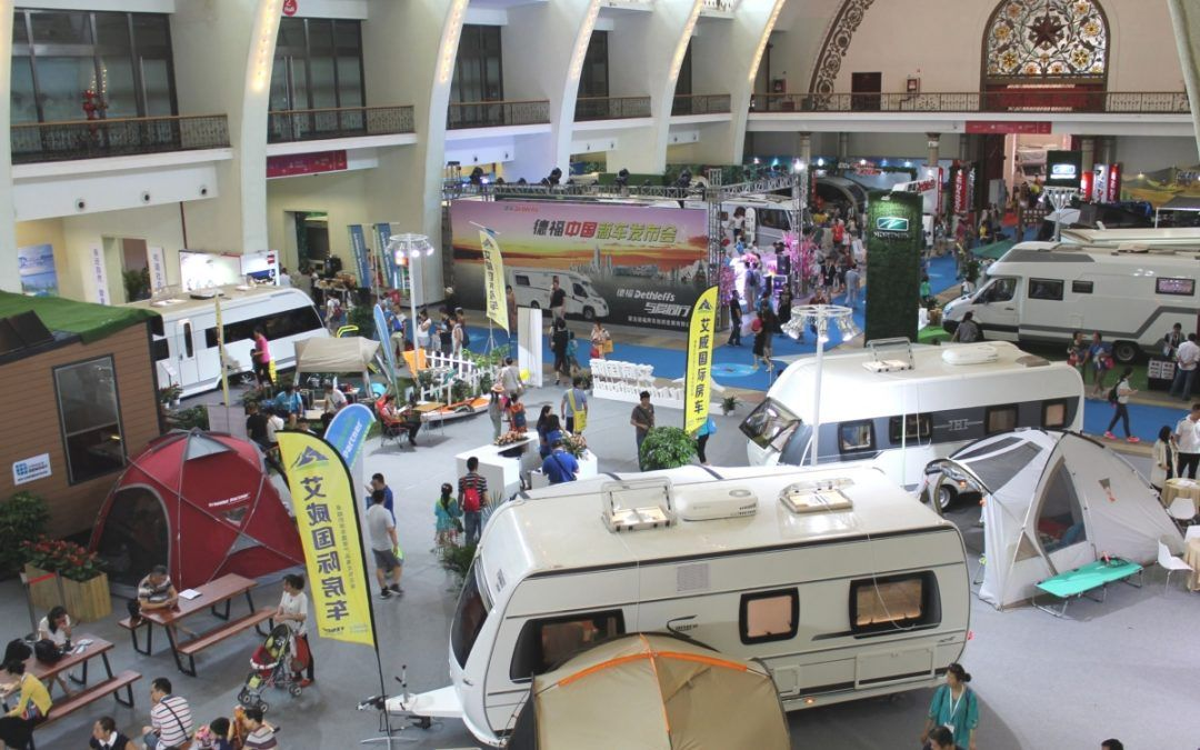 All in Caravanning 2018