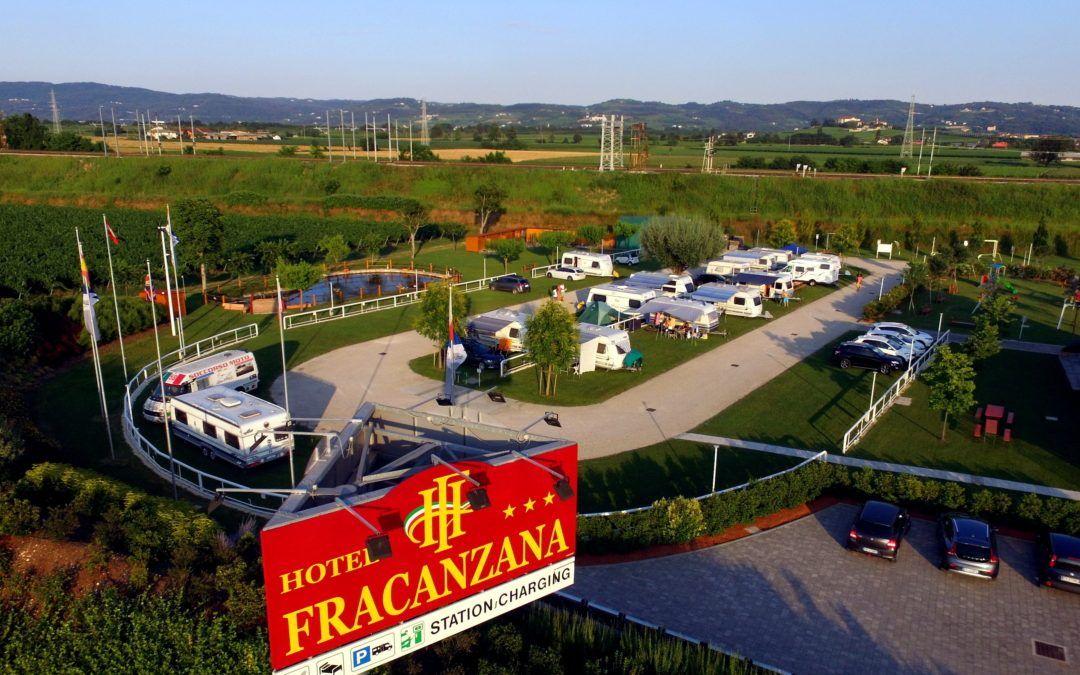 Raduno di Fendt Club Caravan Italia, un successo