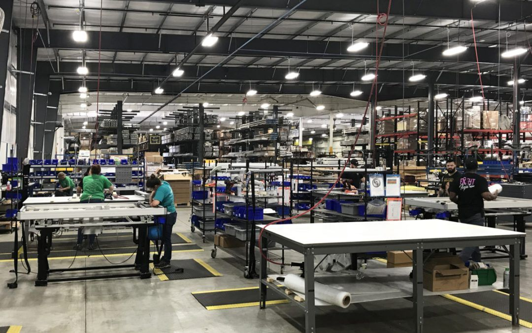 Project 2000: letto basculante made in USA