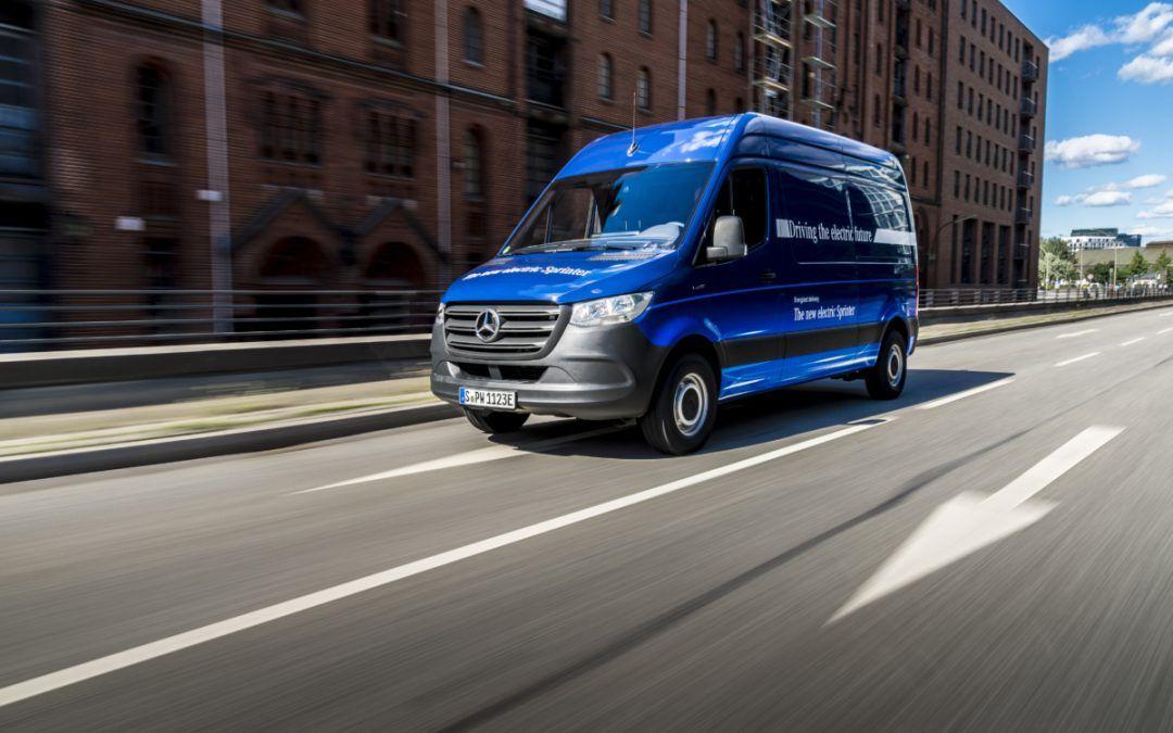 Mercedes e i veicoli elettrici