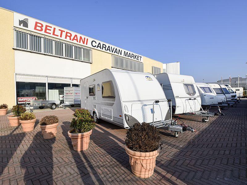 Da Beltrani Caravan Market non c'è due senza tre