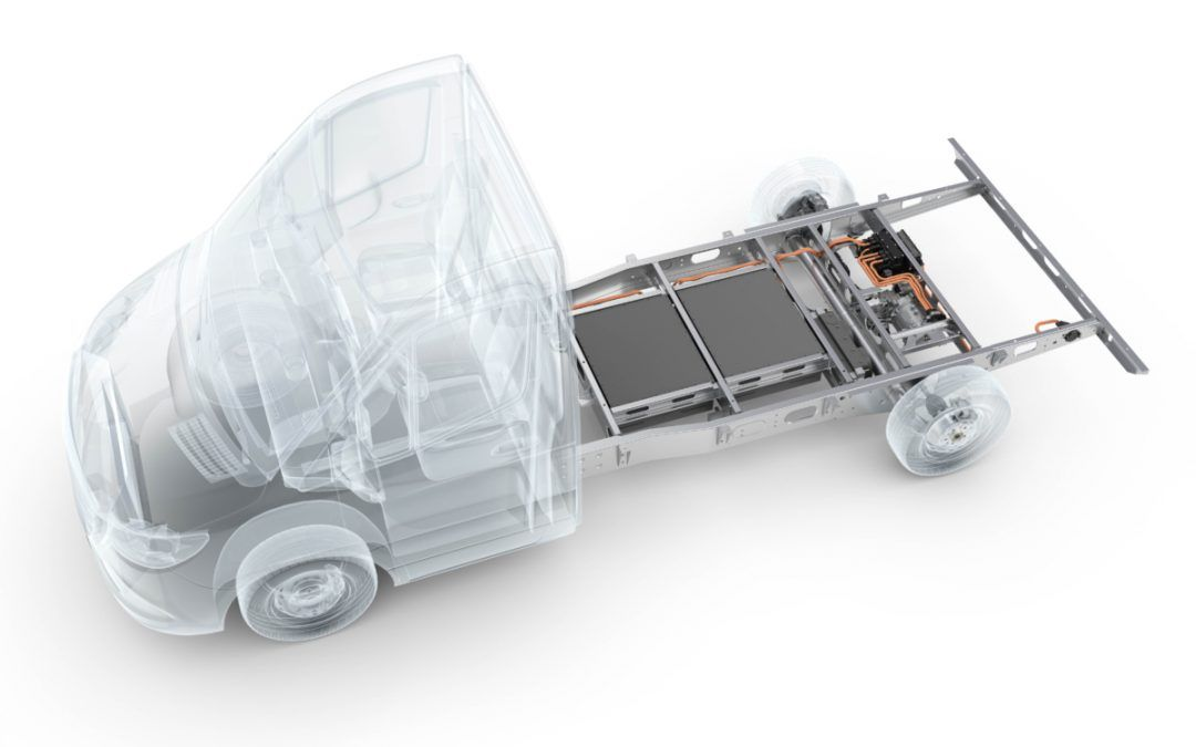 Al-Ko firma l'Hybrid Power Chassis