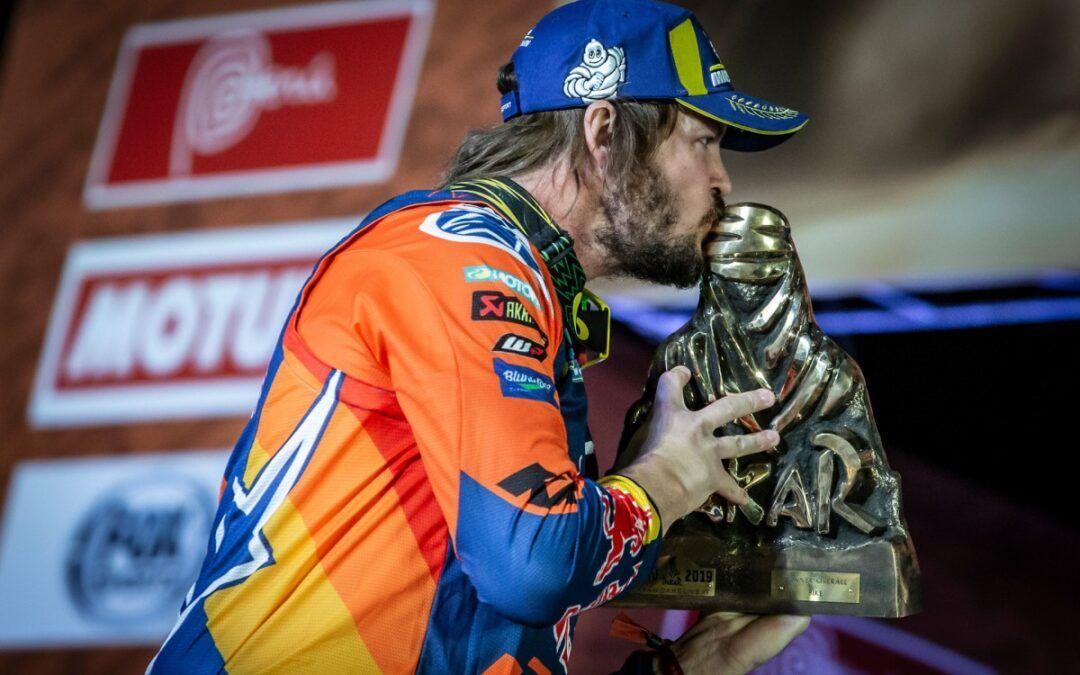 Adria con KTM trionfanti alla Dakar