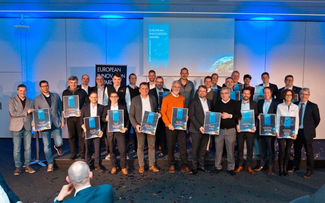 CMT e European Innovation Award