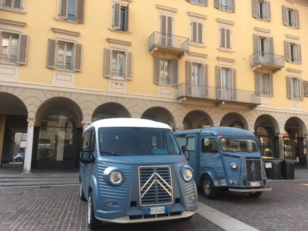 Citroen Type H 70th