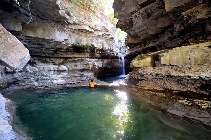 Bonometti Centrocaravan e Wild Swimming Italia