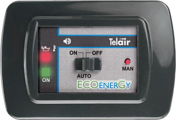 Pannello di controllo ecoenergy