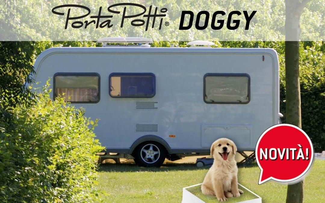 Da oggi, 1° aprile, Thetford e Portapotty Doggy