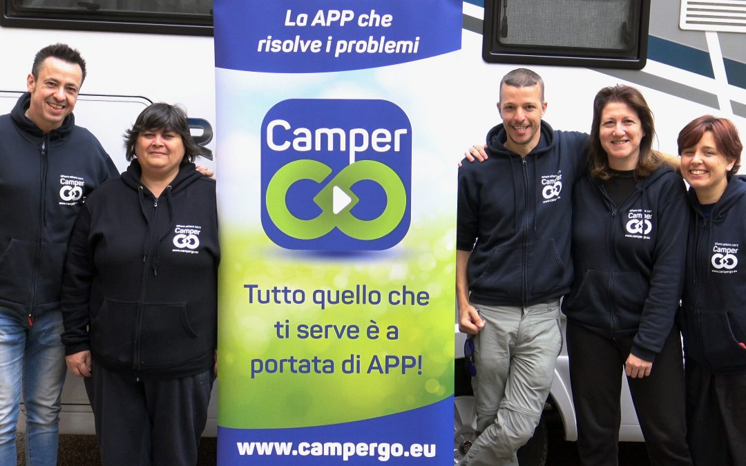 CamperGo è online
