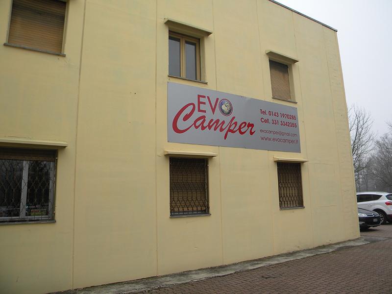 Dethleffs ora da Evo Camper