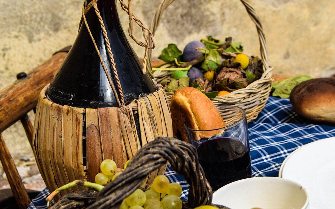 Festa della vendemmia a Penna in Teverina