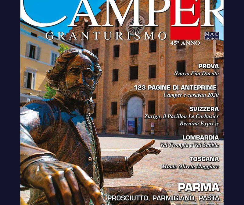 In edicola in questi giorni il numero di settembre di Caravan e Camper Granturismo. Per voi in anteprima l'editoriale del direttore