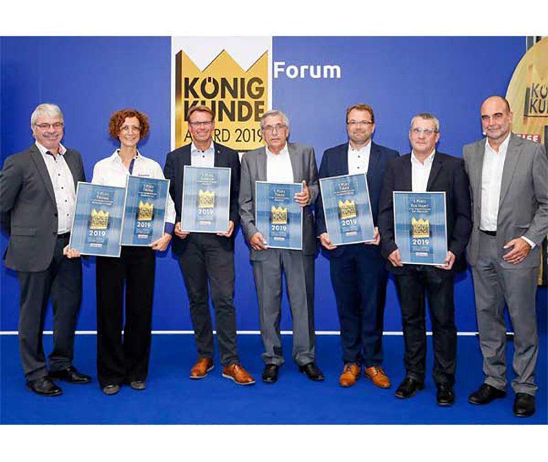 Truma vince il König Kunde Award 2019