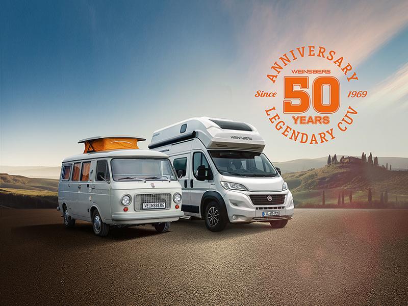 50 anni di CUV