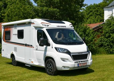 Weinsberg CaraCompact 600 MF Edition Pepper