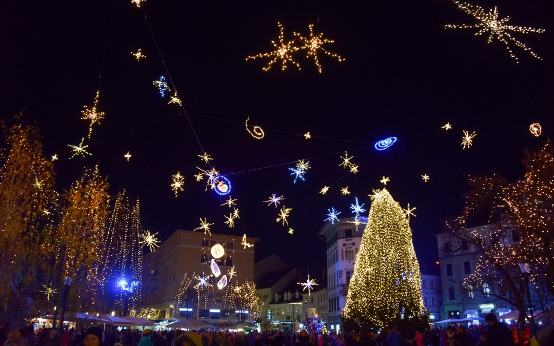 Dicembre di festa a Lubiana