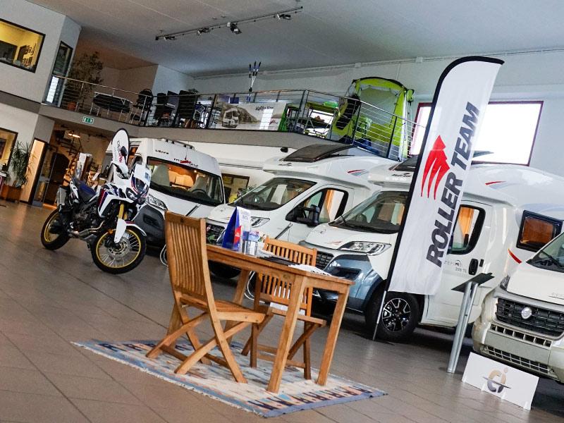 Lusso Caravan partecipa ad Automotoretrò