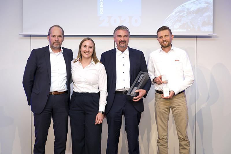 Knaus e Bosch insieme verso il futuro delle caravan