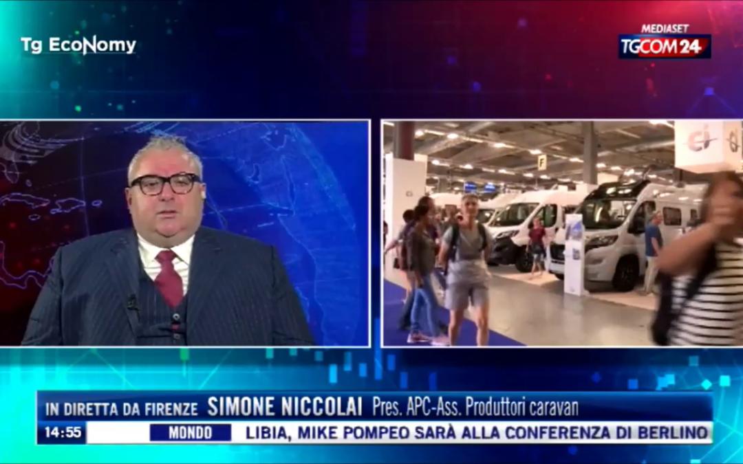 Niccolai fa il punto sul settore in tv