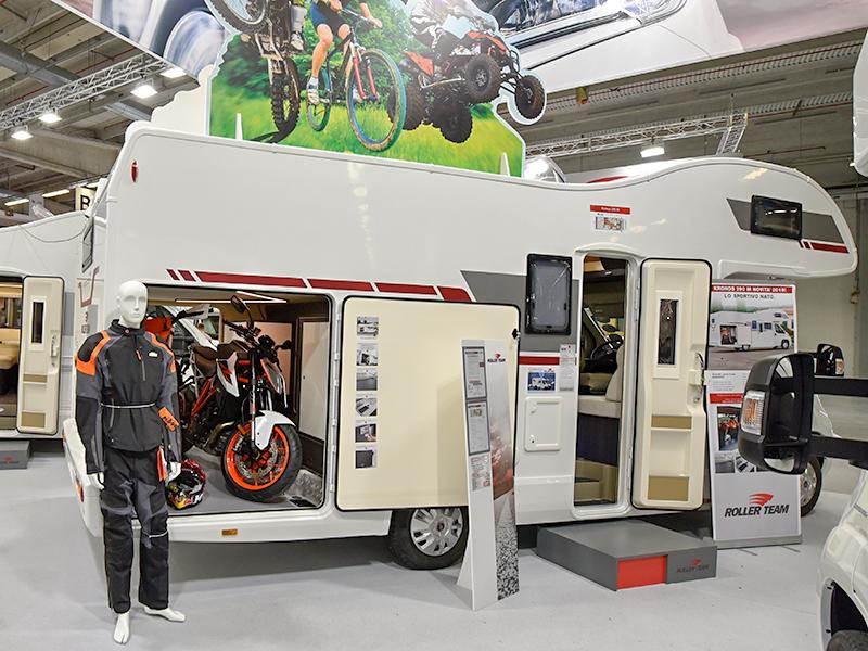 CI e Roller Team incontrano gli sportivi al Motor Bike Expo 2020