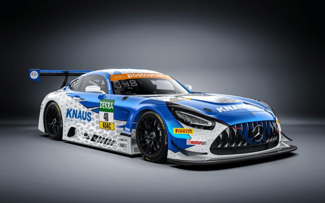 "ADAC GT Masters: ""Knaus Raptor"" e il team HTP Winward Motorsport raggiungono insieme la vittoria"