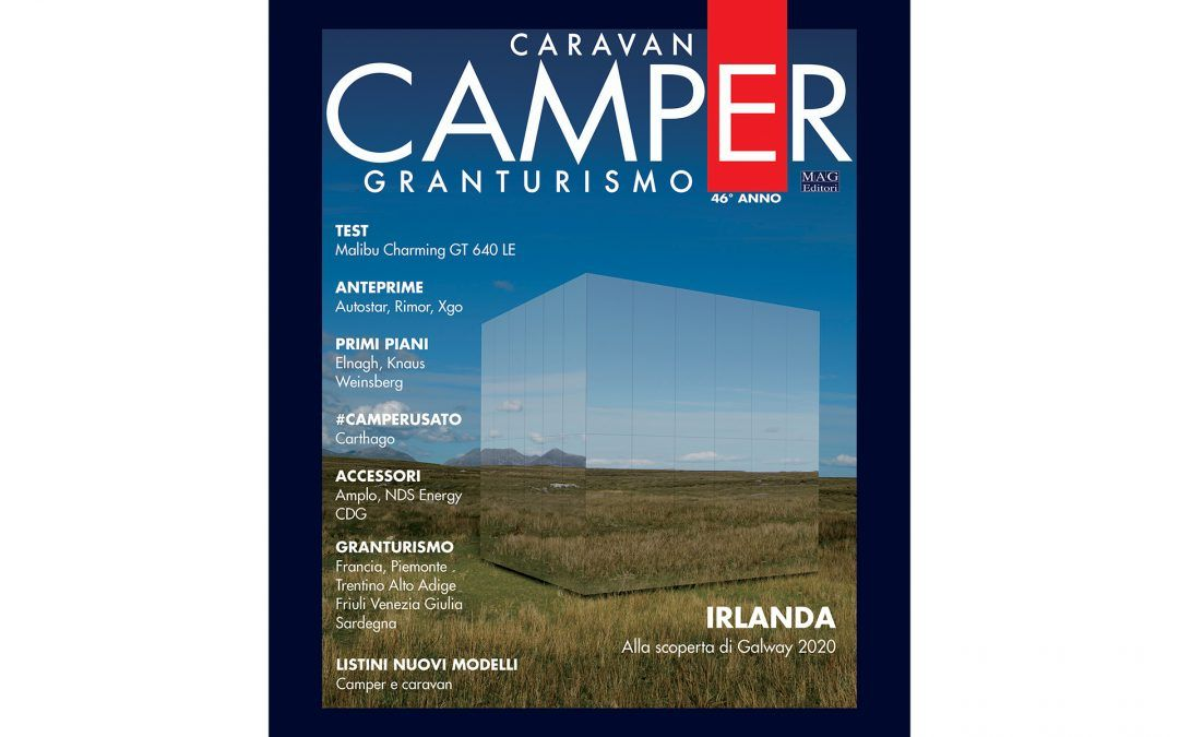 Caravan e Camper Granturismo è sempre al tuo fianco