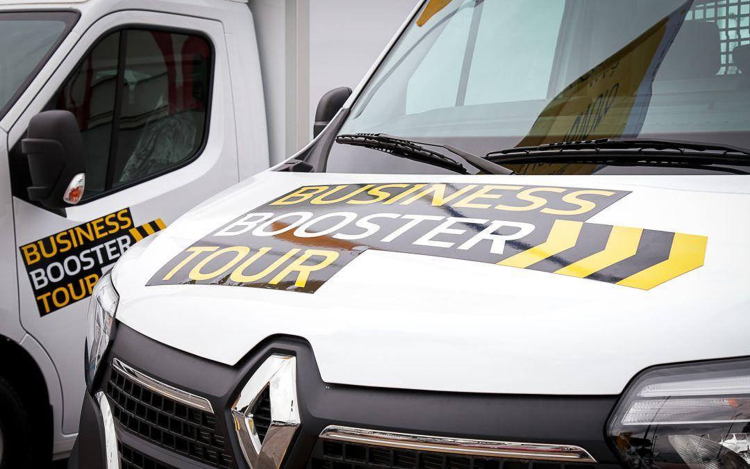 Renault presenta la sesta edizione del Business Booster Tour
