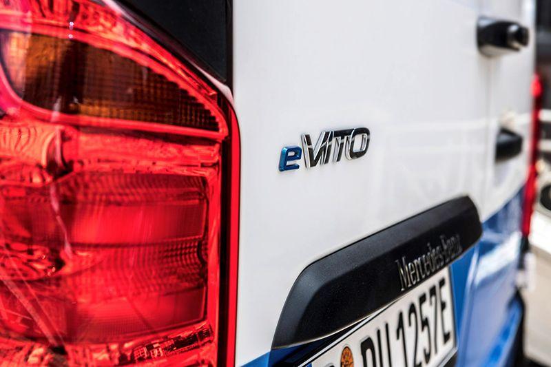 Mercedes-Benz Vans in test