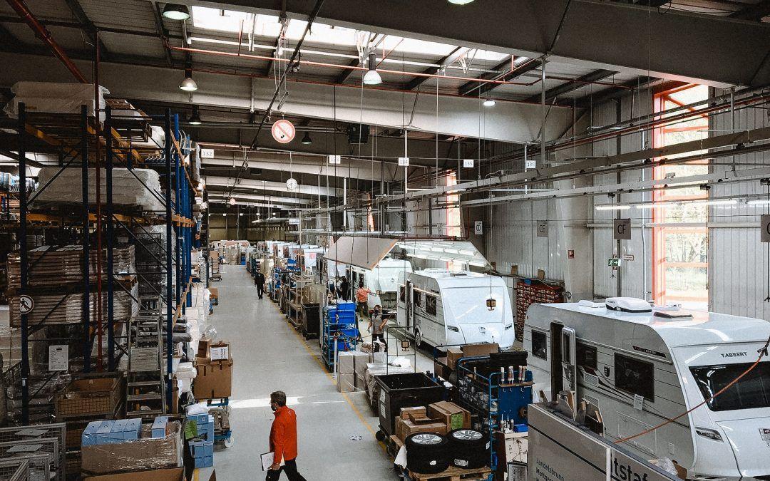 Nuovo inizio: Knaus Tabbert riprende la produzione in Germania dopo il lockdown