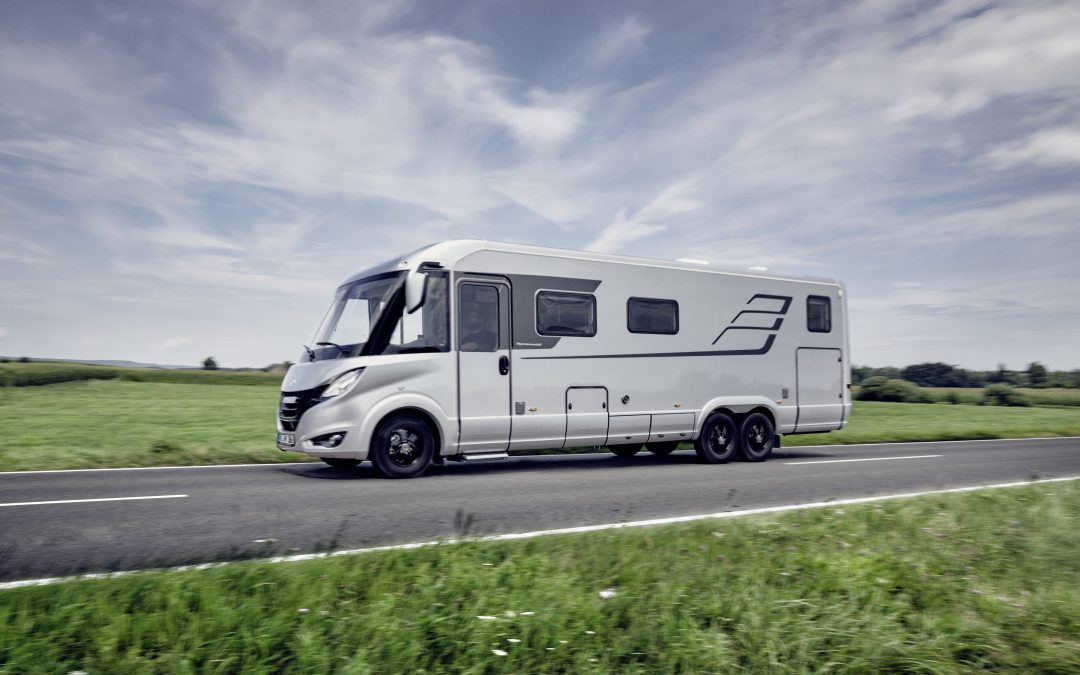 VanLife: Hymer VisionVenture riceve il German Innovation Award